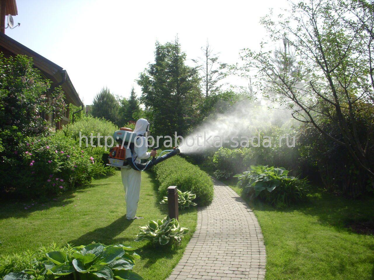 Биологический метод защиты растений